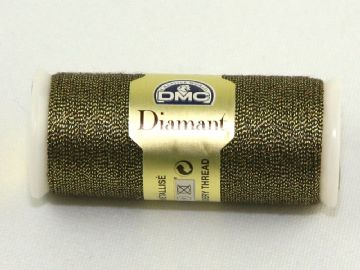 D140  Diamant Thread- Black Gold